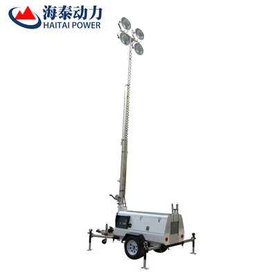 Portable Lighting Tower-2