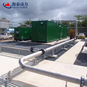 波多黎各热电联产 - 200kW Puerto Rico - 200kW - With CHP
